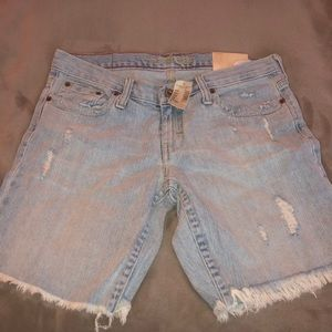 NWT American eagle shorts size 6